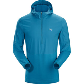 Arc'teryx Aptin Running Shirt longsleeve Men blue